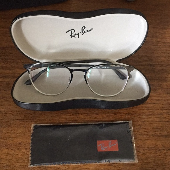 4eb00ca06fd93 Ray Ban RX6375 unisex eyeglasses